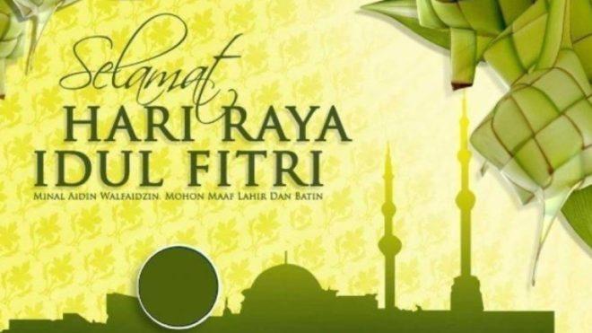 Pengertian Hari Raya Idul Fitri