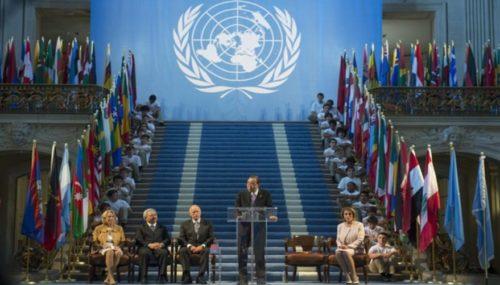Tujuan Berdirinya PBB