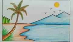 Pengertian Menggambar, Prinsip dan Unsur - Unsur Menggambar